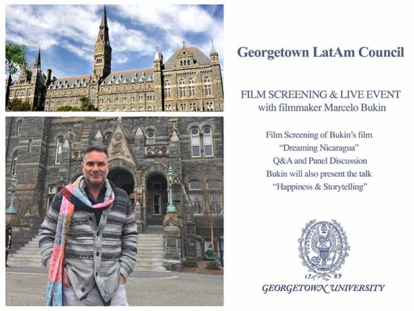Georgetown University – Film Screening & Live Event